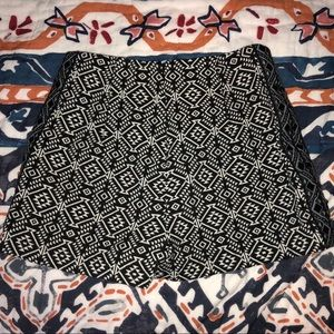 Urban Outfitters Shorts - Urban Outfitters Geometric Patterned Shorts
